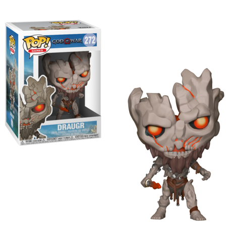 Фигурка Funko POP! Vinyl: Games: God of War: Draugr 21682