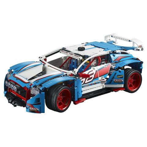 LEGO Technic: Гоночный автомобиль 42077 — Rally Car — Лего Техник