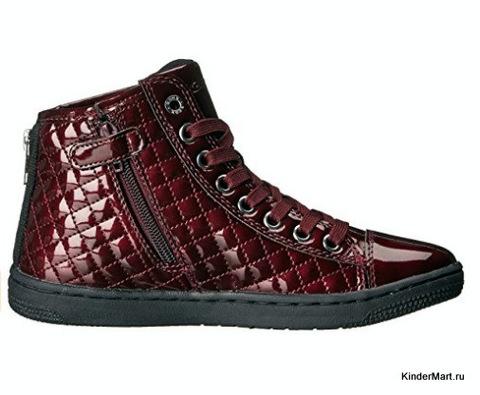 Лакированные ботинки Geox Испания для девочки