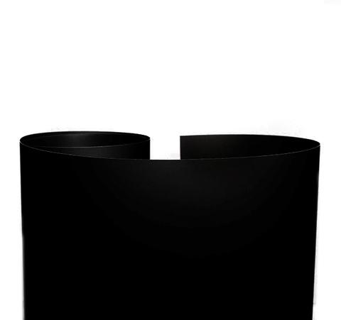Фон пластиковый Fotokvant NVF-9070 1,0х1,3 м чёрный