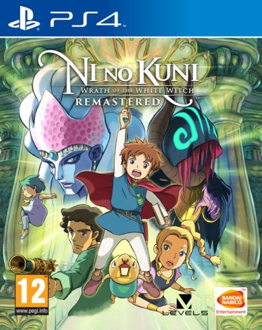 PS4 Ni no Kuni: Гнев Белой ведьмы – Remastered (русские субтитры)