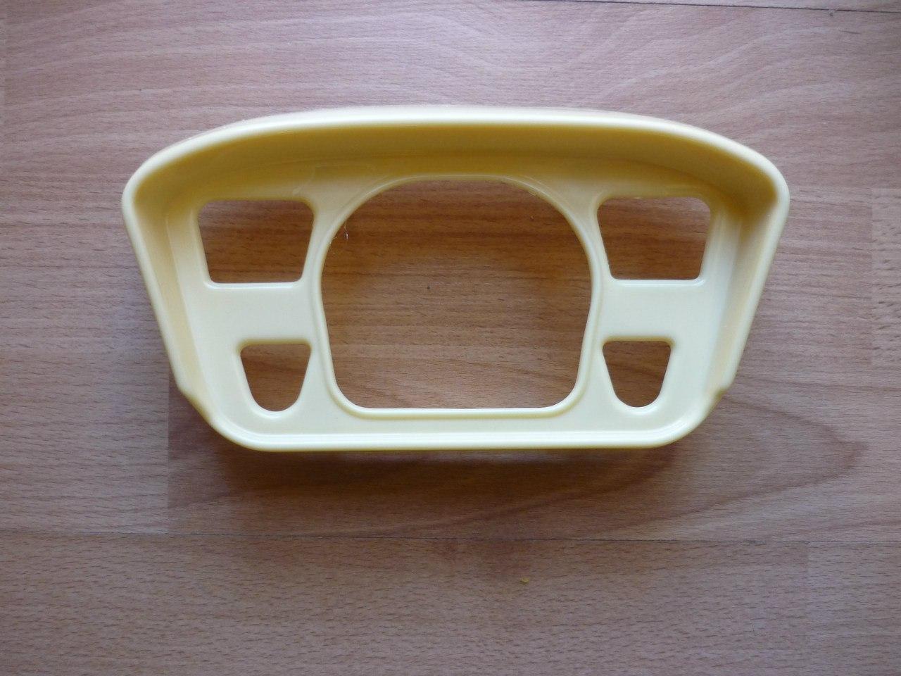 Комплект пластика салона Заз 965 новодел