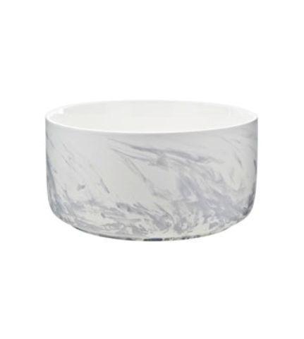 Чаша 20 см Roomers Marble Grey