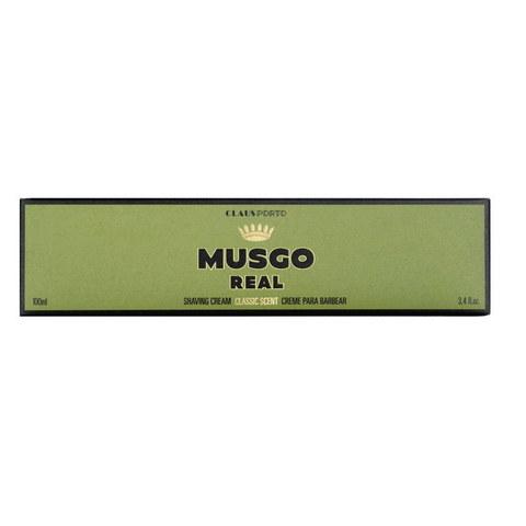 Крем для бритья Musgo Real, Classic, 100 мл