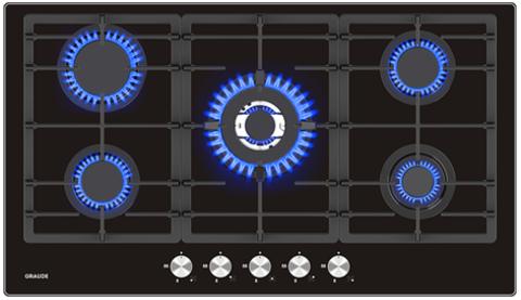 Газовая варочная панель Graude GS 90.0 G
