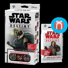Star Wars: Destiny. Стартовый набор Генерал Гривус (на русском языке)