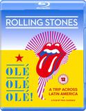 The Rolling Stones / Ole Ole Ole! - A Trip Across Latin America (Blu-ray)