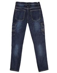 963810 джинсы мужские, синие
