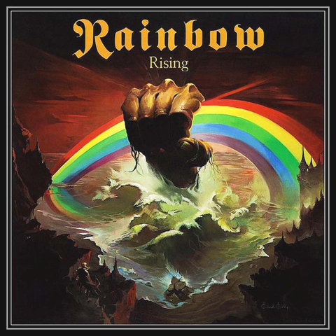Rainbow / Rising (CD)