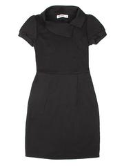 GDR007459 Платье женское. черное