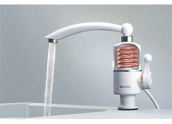 Электрический кран водонагреватель Делимано