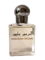 Духи натуральные масляные HARAMAIN MILLION / Харамайн миллион /15 мл / ОАЭ/ Al Haramain