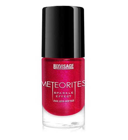 LuxVisage Meteorites Лак для ногтей тон 612 (Рождественская звезда) 9г