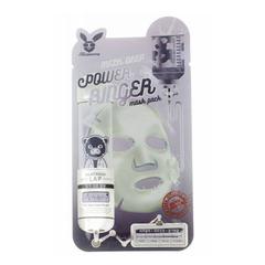 Elizavecca Milk Deep Power Ringer Mask Pack - Осветляющая тканевая маска для лица на основе молока