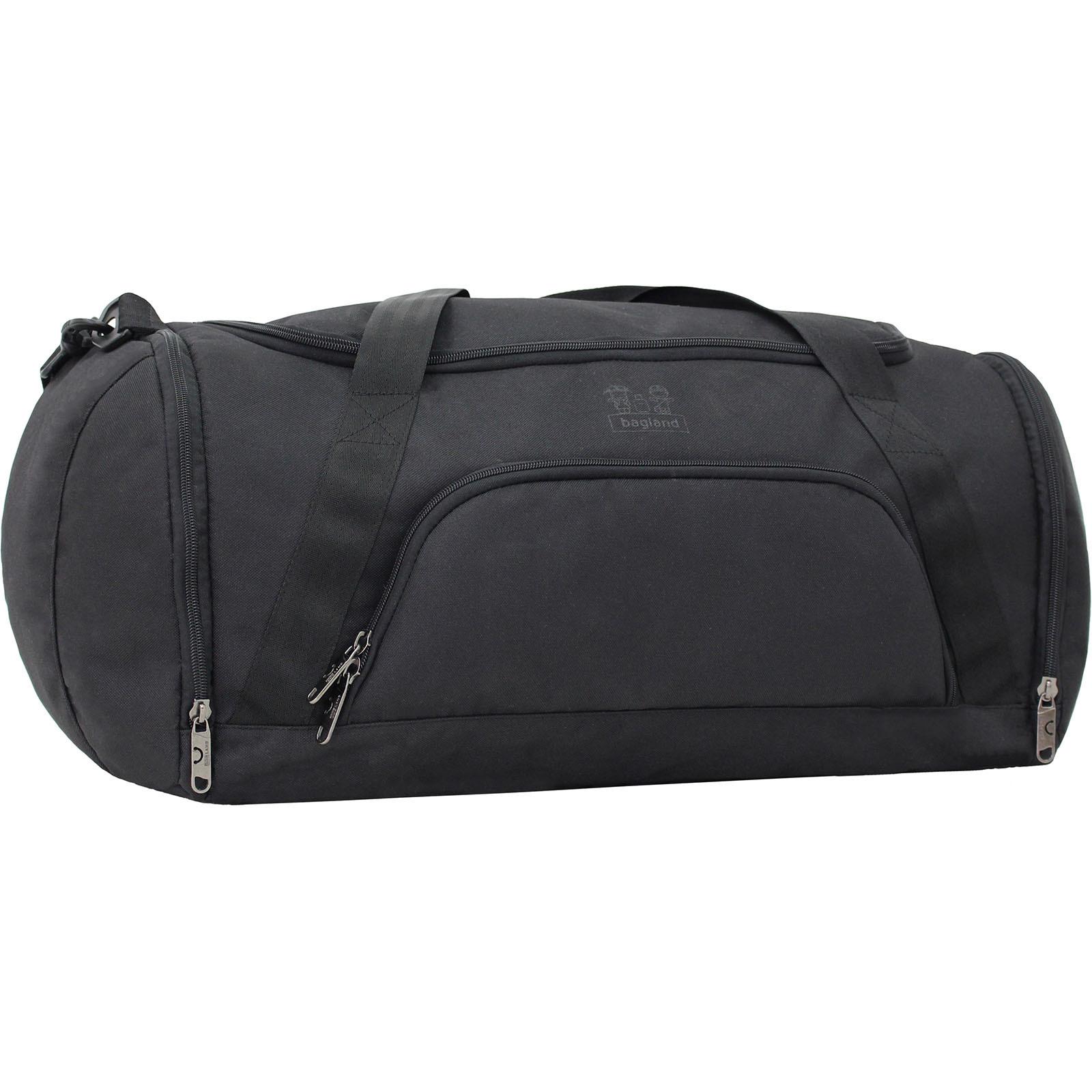 Спортивные сумки Сумка Bagland Верона 52 л. Чёрный (00322662) IMG_9228.JPG