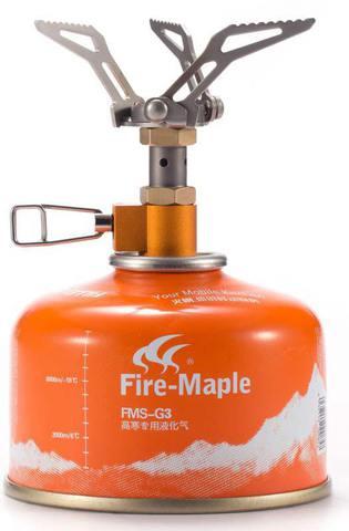 горелка Fire-Maple Hornet FMS-300T титановая