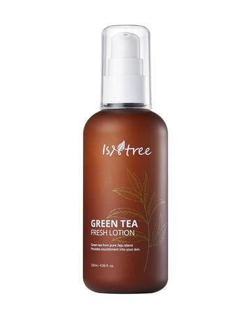 Увлажняющая Эмульсия C Экстрактом Зелёного Чая ISNTREE Green Tea Fresh Emulsion