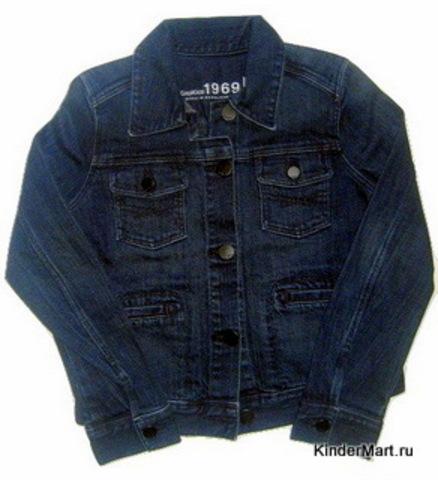Куртка джинсовая на девочку GAPkids