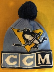 Шапка CCM NHL Pittsburgh Penguins