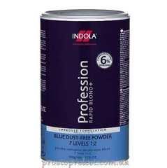Indola Profession Rapid Blond Blue - Средство для осветления Голубой