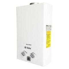 Водонагреватель газовый проточный автоматический 8 л/мин DELTA DL-8WB1/1