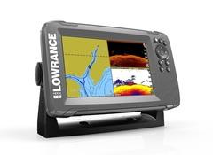 Эхолот-картплоттер Lowrance HOOK2-7 с датчиком SplitShot