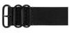 Купить НАТО ремешок для спортивных часов Garmin Fenix 010-12168-23 (черный) по доступной цене