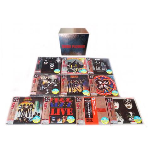 Комплект / Kiss (12 Mini LP CD + Box)
