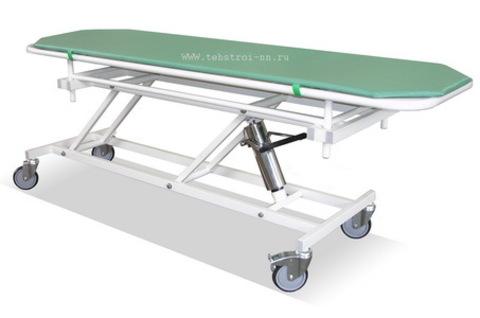 Тележка-каталка для перевозки больных ТК-ТС 01Гк (привод Китай) - фото