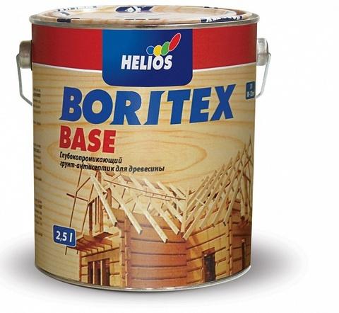 Boritex Base/Боритекс База бесцветный грунтовочный антисептик