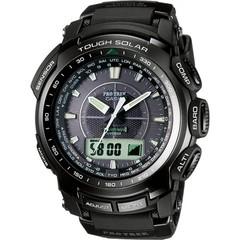 Мужские японские наручные часы CASIO PRO TREK PRW-5100-1ER
