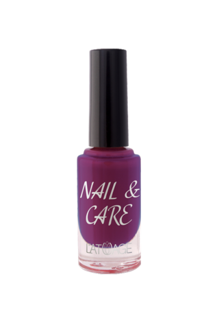 L'atuage Nail & Care Лак для ногтей тон 612 9г