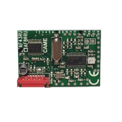 AF43RU - Плата-радиоприемник 433.92 МГц Came