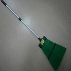 Метла уличная ПВХ с телескопической ручкой