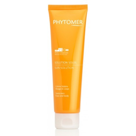 Phytomer Sun Sollution Sunscreen SPF 15 Face and Body