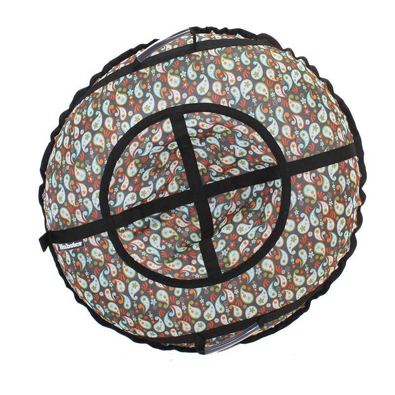 Тюбинг санки-ватрушка Hubster Люкс Plus Молекула - Тюбинги, артикул: 931303