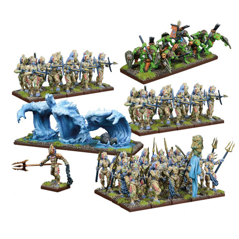 Trident Realm of Neritica Army