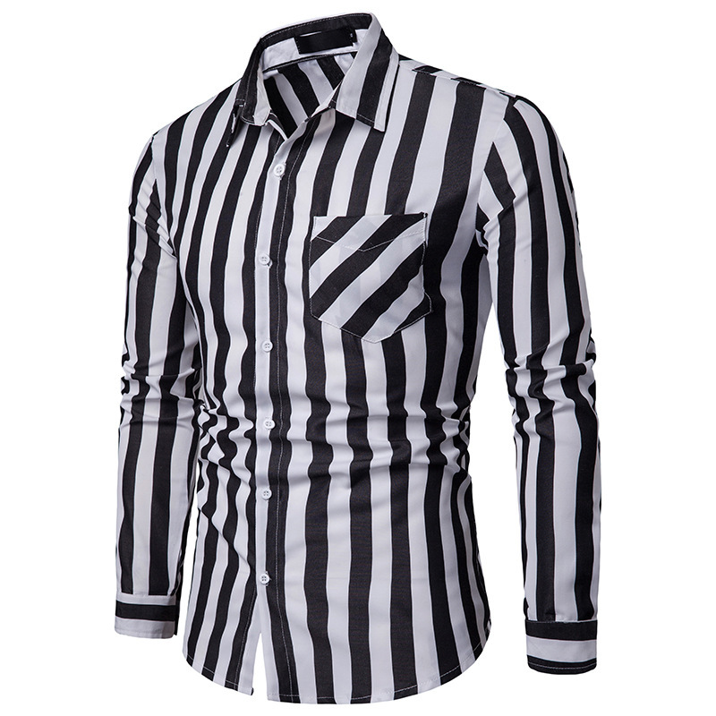 мужские рубашки Мужская рубашка Slim Fit 10203155251_289076766.jpg