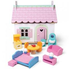 Le Toy Van Деревянный Кукольный домик с мебелью