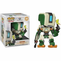Figure funko pop games 489 hours Bastion series 5 15cm