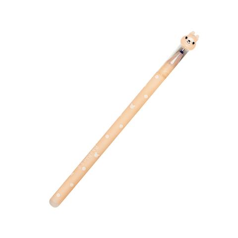 Ручка синяя стирающая BaoBao Peach