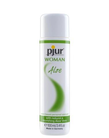 Pjur woman Aloe - для чувствительной кожи без добавок - 100 мл