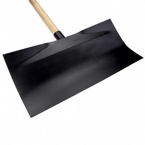 Лопата для уборки снега металлическая Sneeboer