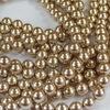 5810 Хрустальный жемчуг Сваровски Crystal Bronze круглый 6 мм, 5 шт