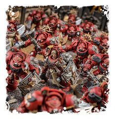Blood Angels Archangels Orbital Intervention Force