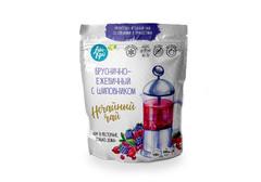 Бруснично-ежевичный чай с шиповником, 150г