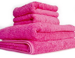 Полотенце 100х150 Abyss & Habidecor Super Pile 570 happy pink