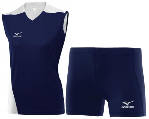 Волейбольная форма Mizuno Trade женская синяя
