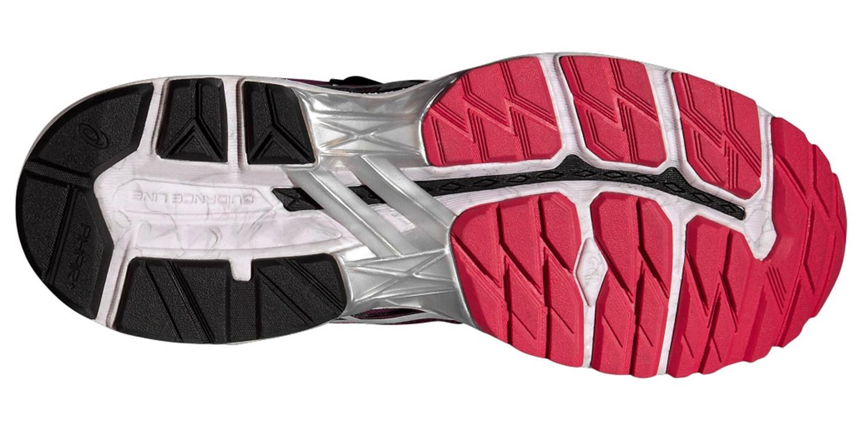 Женские кроссовки для бега Asics GT-2000 4 GT-X (T663N 3393) вишневые