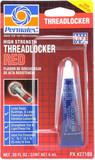 Фиксатор резьбы Permatex термостойкий красный 6гр (6шт/кор)